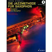Schott Jazzmethode A-Sax