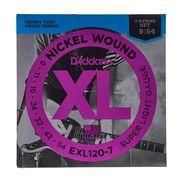 Daddario EXL120-7