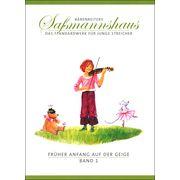 Bärenreiter Sassmannshaus Anfang Geige 1