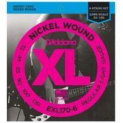 Daddario EXL170-6 Regular Light