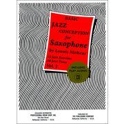 Advance Music Niehaus Basic Jazz Concep. 1