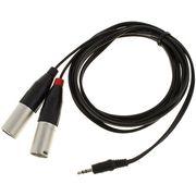 pro snake Adapter Cable XLR - Mini Jack