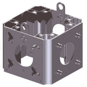 Global Truss Sleeve-Block Alu
