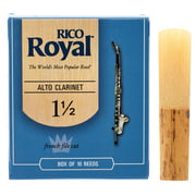 Rico Royal 1,5 Boehm Alto Clarinet