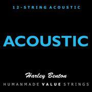Harley Benton Strings 12-String Acoustic