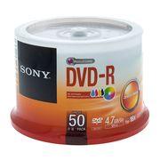Sony DMR47 DVD-R Ink Spindle 50pcs