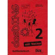 Edition Dux Das Ding 2 mit Noten