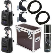 Stairville SC-x50 MKII LED Scanner Bundle