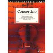 Schott Violinissimo Concertino Violin