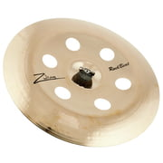 "Zultan 16"" Rock Beat China Holey"