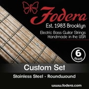 Fodera 6-String Set Custom St B-Stock
