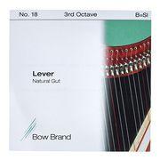 Bow Brand NG 3rd B Gut Harp String No.18