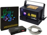 Laserworld DS-1800 RGB Bundle