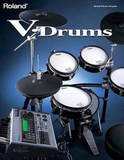 V-Drum Broschüre