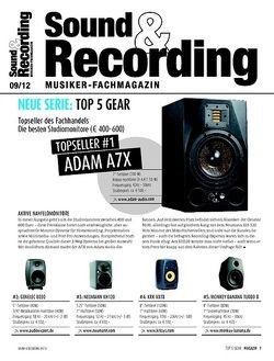 Vergleich (Sound & Recording)