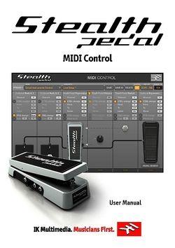 Midi Control Manual