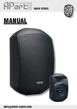 Manual Mask6