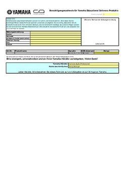 EDU Formular