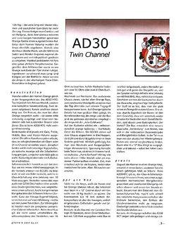 Testbericht Seite 1