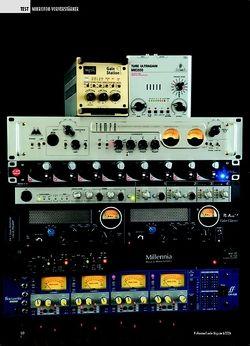 Test: Mikrofon-Vorverstärker (Professional audio Magazin 06/2006)