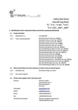 Safety data sheet