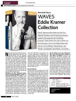 KEYS WAVES Eddie Kramer Collection