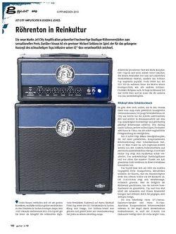 Guitar gear Amp - Jet City Amplificatiion JCA20H & JCA12S