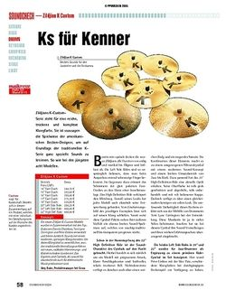 Soundcheck Test: Zildjian K Custom