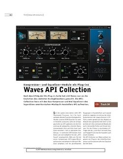 Sound & Recording Waves API Collection