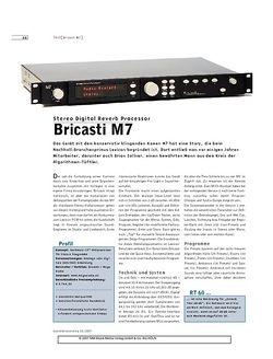 Sound & Recording Bricasti M7