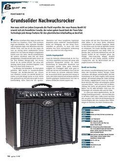 Guitar gear Amp - Peavey Bandit 112