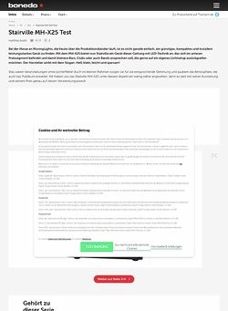 Bonedo.de Stairville MH-X25