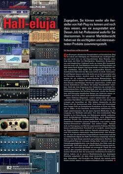 Professional Audio HALL-PLUG-INS