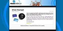 MusicRadar.com RTom Moongel