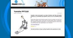 MusicRadar.com Yamaha FP7210