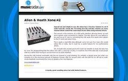 MusicRadar.com Allen & Heath Xone:42