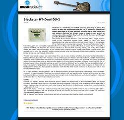 MusicRadar.com Blackstar HT-Dual DS-2