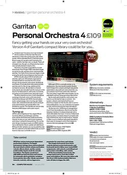 Computer Music Personal Orchestra 4