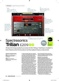 Computer Music trilian