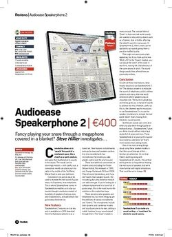 Future Music Audioease Speakerphone 2