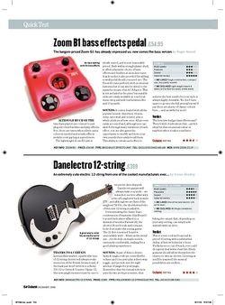Guitarist MXR EVH117 Flanger