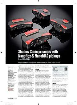 Guitarist Shadow Sonic Doubleplay