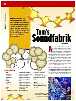 DrumHeads Spezial - Thomas Lang