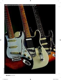 Guitarist Squier Classic Vibe Telecaster 50s