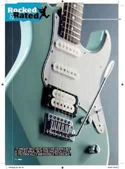 Total Guitar Yamaha Pacifca 112V
