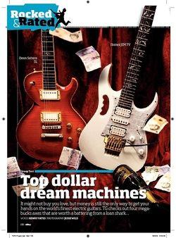 Total Guitar Jackson Soloist SL2H