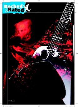 Total Guitar Dean Michael Amott Tyrant Bloodstorm