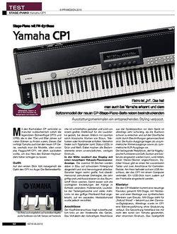 KEYS Yamaha CP1