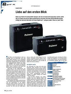 Guitar gear Amp - Palmer FAT50