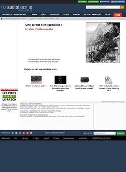 Audiofanzine.com Blackstar Amplification HT Club 40